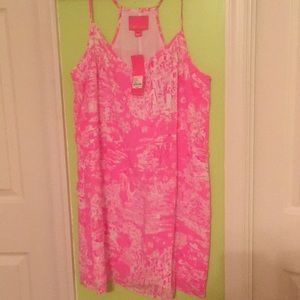 NWT Lilly Pulitzer Dusk Dress - Special Edition